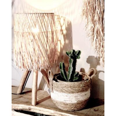 Lampe de table Handmade