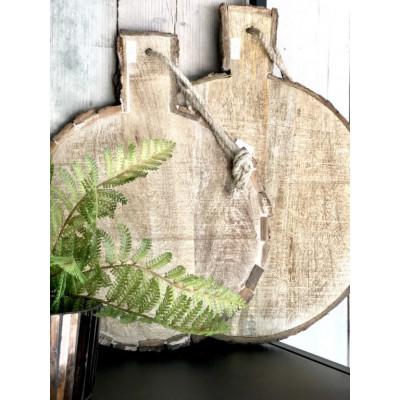 Planche en bois naturel M/L